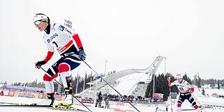 image: Pärmäkoski forundret over Bjørgens finte: - Hva i all verden skjedde?
