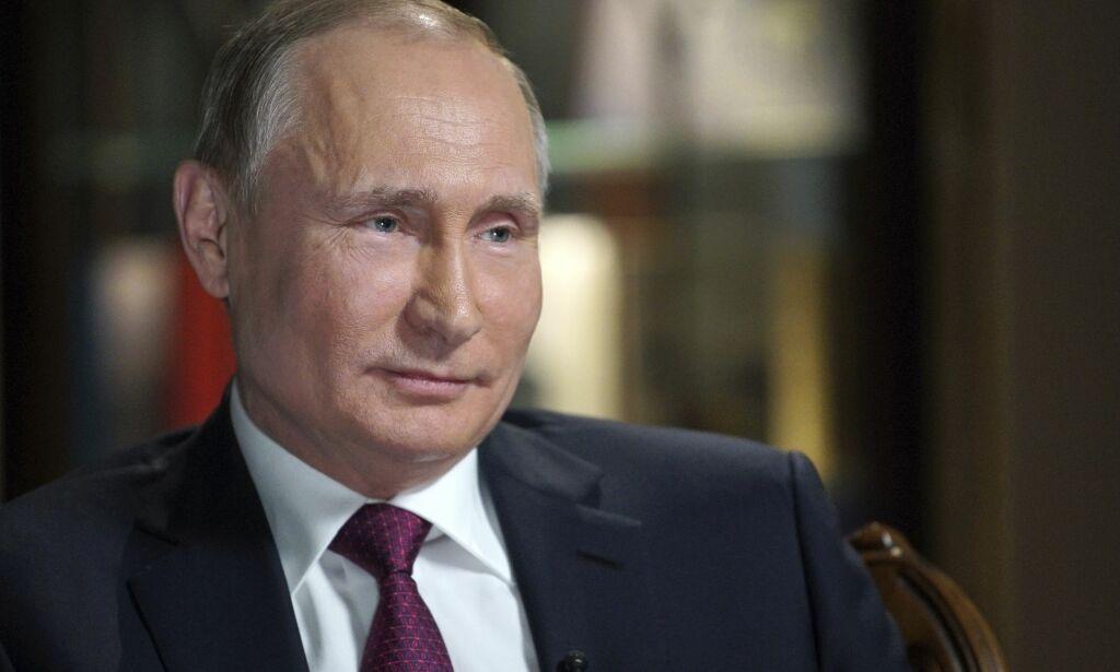 image: Putin vil «aldri» gi Krim tilbake til Ukraina