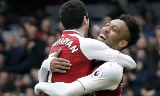 image: Arsenals nye stjerner fikset seier