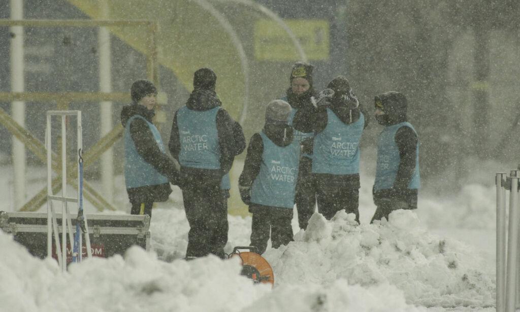 image: Glimt vant etter snøkaos i nord
