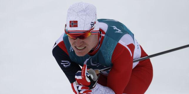 image: Rørt Olsrud tok vår første medalje i paralympics