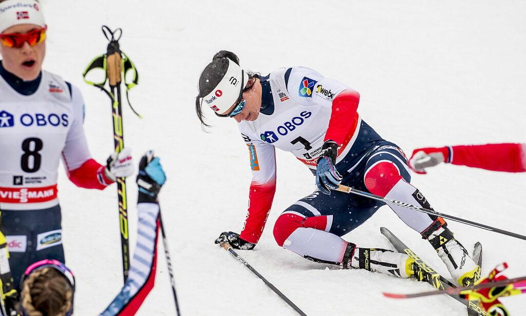 image: Skijentene refser publikum: - Dette er ingen russefest