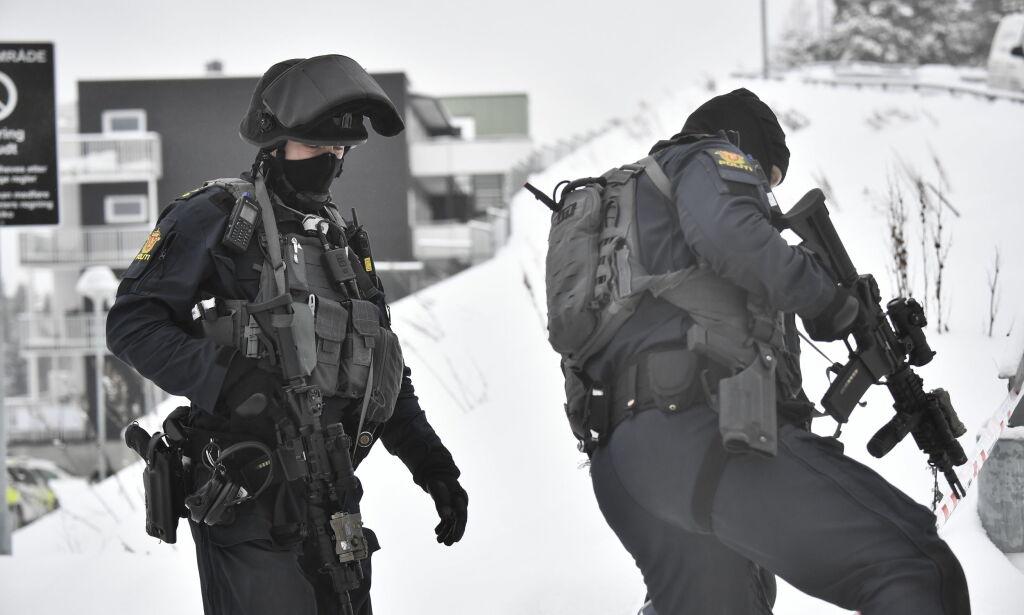 image: Politiet: Mistenker oppgjør i kriminelt miljø