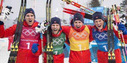 image: Norge er verdens beste vinternasjon. Derfor ble dette tidenes suksess