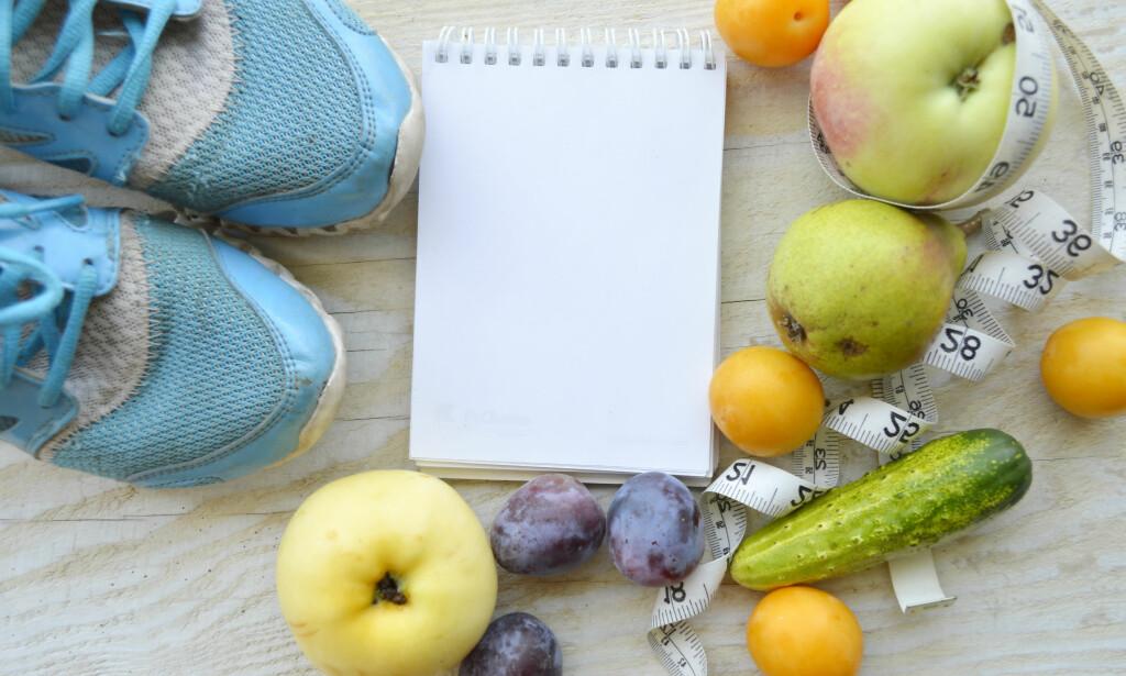 SULTEN ETTER SLANKING: Å oppleve økt sultfølelse når man har gått ned i vekt er vanlig. Da gjelder det å spise mat som metter, men har få kalorier. (Foto: Shutterstock / NTB scanpix)