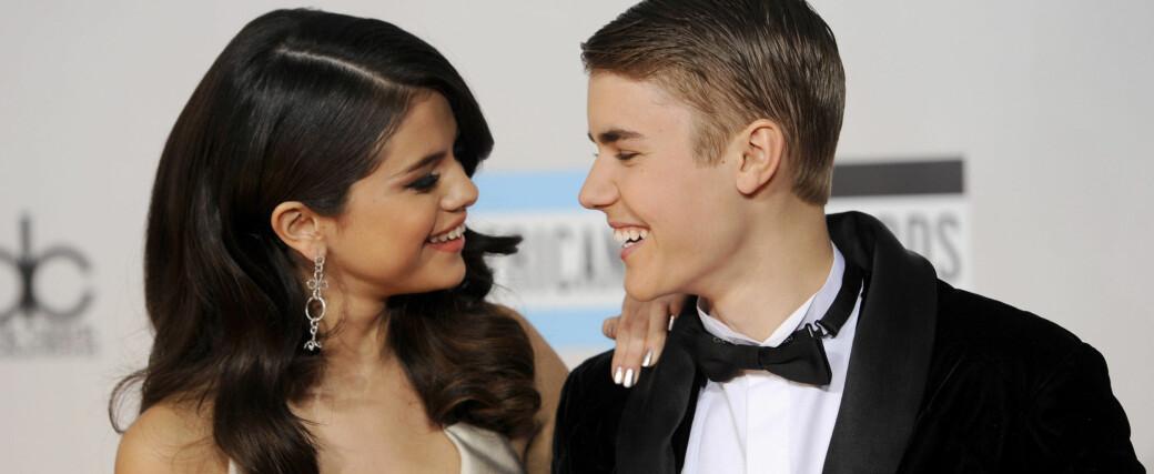 PAUSE: Selena Gomez og Justin Bieber tar igjen en pause fra hverandre. FOTO: Scanpix
