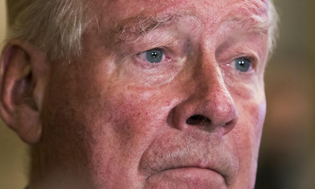 image: Hagen mener Solberg skulle rost Listhaug for innlegget