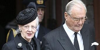 image: Har satt i gang politietterforskning etter prins Henriks død