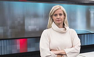 NYHETSREDAKTØR: Karianne Solbrække i TV 2. Foto: Marit Hommedal / NTB scanpix