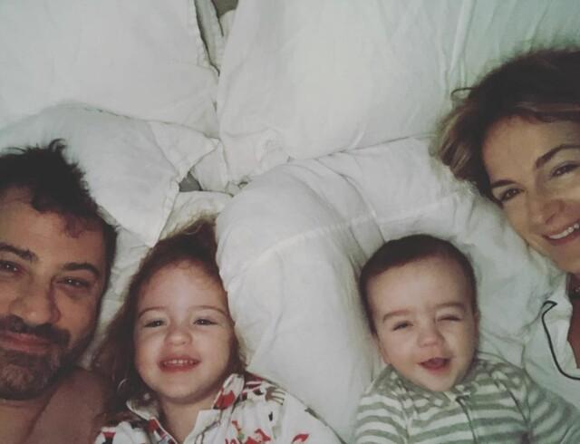Jimmy Kimmel Om Sønnen Billys Sykdom Vi Ville Ikke Knytte Oss