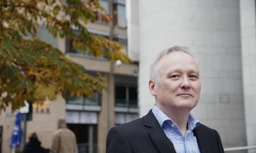 KRITISK: Leif Gøran Wasskog, fylkesleder i Finnmark Venstre, er kritisk til unnvikenhet fra Erna Solberg. Foto:: Venstre.