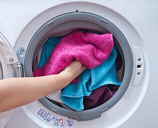 Høyre vil ha mikroplastfilter i vaskemaskiner
