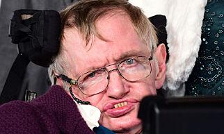 image: - Alle har et forhold til Hawking. Hvilke fysikere kan man si det om?