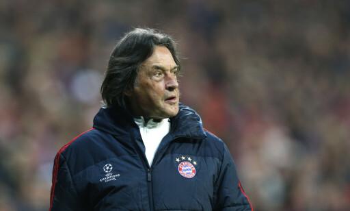KLINSJ: Klubbdoktor Hans-Wilhelm Müller-Wohlfahrt har skrevet bok om hans lange karriere som idrettsdoktor. Foto: Revierfoto/action press/REX/Shutterstock