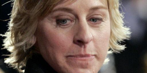 image: Ellen DeGeneres gir sjelden uttalelse om ekskjærestens tragiske dødsfall