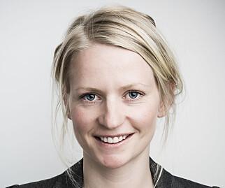 Veterinær og vitenskapelig rådgiver i Dyrevernalliansen, Julie Grell. (Foto: Ihne Pedersen)