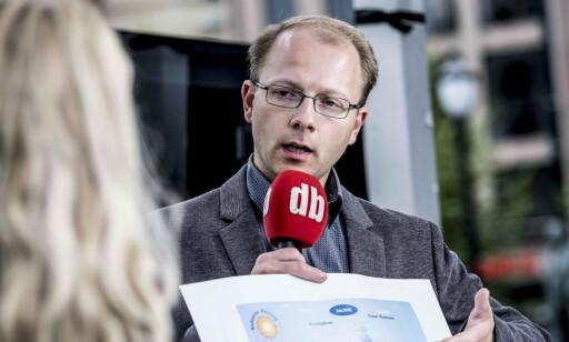 Optimist: Klimaforsker Bjørn H. Samset ved Cicero Senter for klimaforskning. Foto: Thomas Rasmus Skaug / Dagbladet