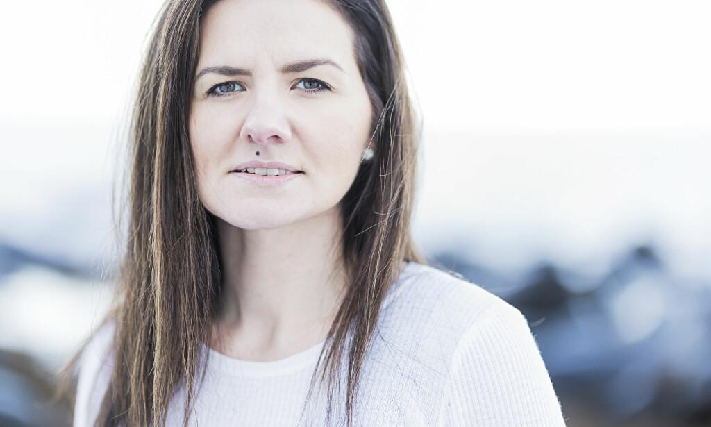 FIKK FØDSELSDEPRESJONER: Marita Rendal strevde psykisk etter både sin andre og tredje fødsel, men fikk hjelp og er i dag frisk. Foto: Karoline Pettersen