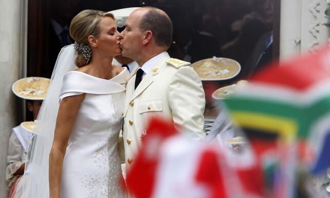 HURRA: Fyrsteparet giftet seg i 2011, til folkets store glede. Foto: NTB scanpix