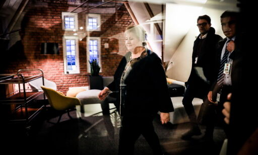image: Solberg: - Jeg har fortsatt tillit til Sylvi Listhaug
