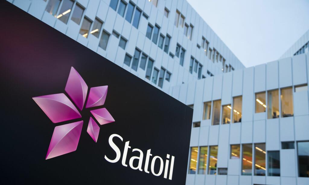 NAVN: Etter 15. mai kan det hende Statoil ikke lenger heter Statoil. Foto: Håkon Mosvold Larsen / NTB scanpix