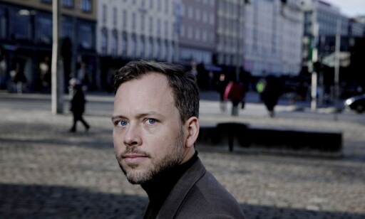 KREVER SVAR: Audun Lysbakken har fremmet forslag om sterk kritikk av Sylvi Listhaug. FOTO: PAUL S. AMUNDSEN  POLITIKK