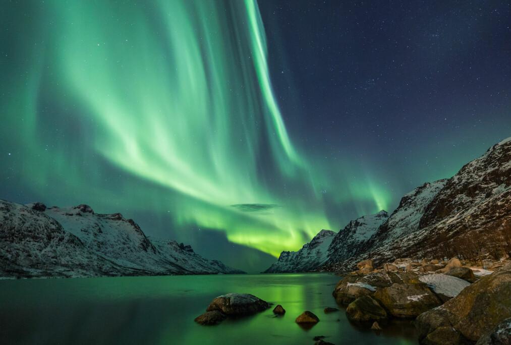 <strong>PÅ ANDREPLASS:</strong> Norge mistet førsteplassen på listen over verdens lykkeligste land. FOTO: NTB Scanpix