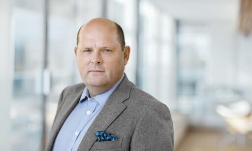MANGLENDE UTREDNING: Petter Haas Brubakk i NHO Mat og Drikke reagerer på regjeringens manglende konsekvensutredning ved innføringen av 350-kroners regelen. Foto: Scanpix