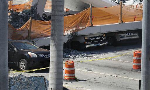 image: Flere døde i brukollaps i Florida