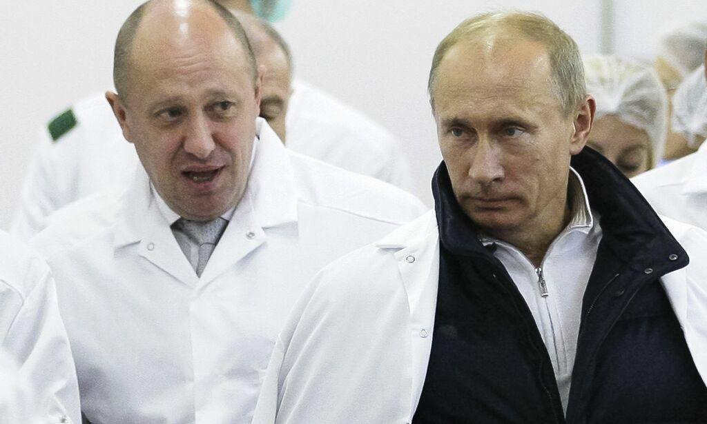 image: «Putins kokk» fnyser av Trumps sanksjoner: - Jeg vil slutte å gå på McDonald's