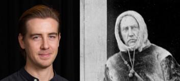 Pål Sverre Hagen spiller Roald Amundsen i ny storfilm