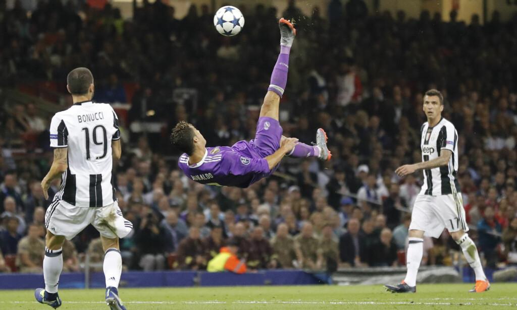 KAN FÅ REVANSJ: Real Madrid slo Juventus i finalen forrige sesong. Foto: AP Photo/Frank Augstein/NTB Scanpix