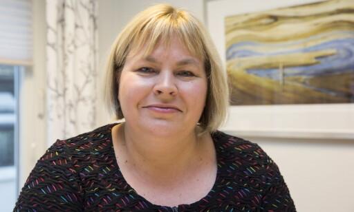 GENERALSEKRETÆR: Elin Floberghagen, generalsekretær i Norsk Presseforbund. FOTO: NTB Scanpix