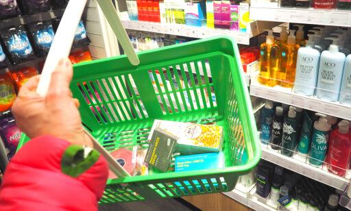 image: Noen apotekvarer får du til langt under halv pris i Sverige