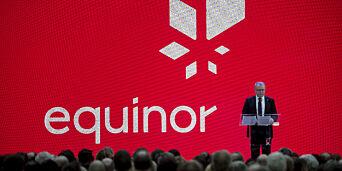image: Statoils første sjef om «Equinor»: - Jeg tenkte «er det mulig»