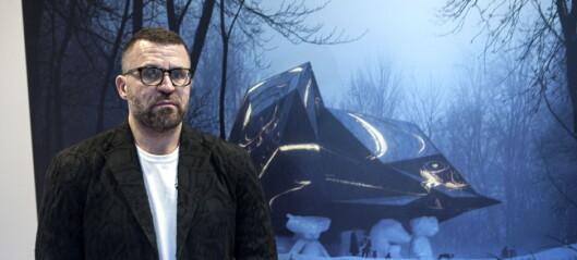 Riksantikvaren gir tommel opp for Melgaards omstridte «Dødshus»