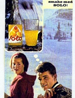 GUL PÅSKE: Solo begynte å knytte varemerket sitt til anledninger som oppfattes som tradisjonelle og norske.
