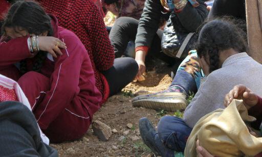 image: Tyrkia ber sivile om å forlate Afrin