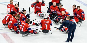 image: Her hylles Eskil (47) i tårevåt avskjed: - Han er en legende