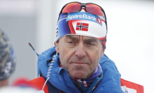 STØRRE MANNSKAP: Arild Monsen vil ha flere utøvere på sitt sprintlag neste sesong. Foto: Terje Bendiksby / NTB scanpix