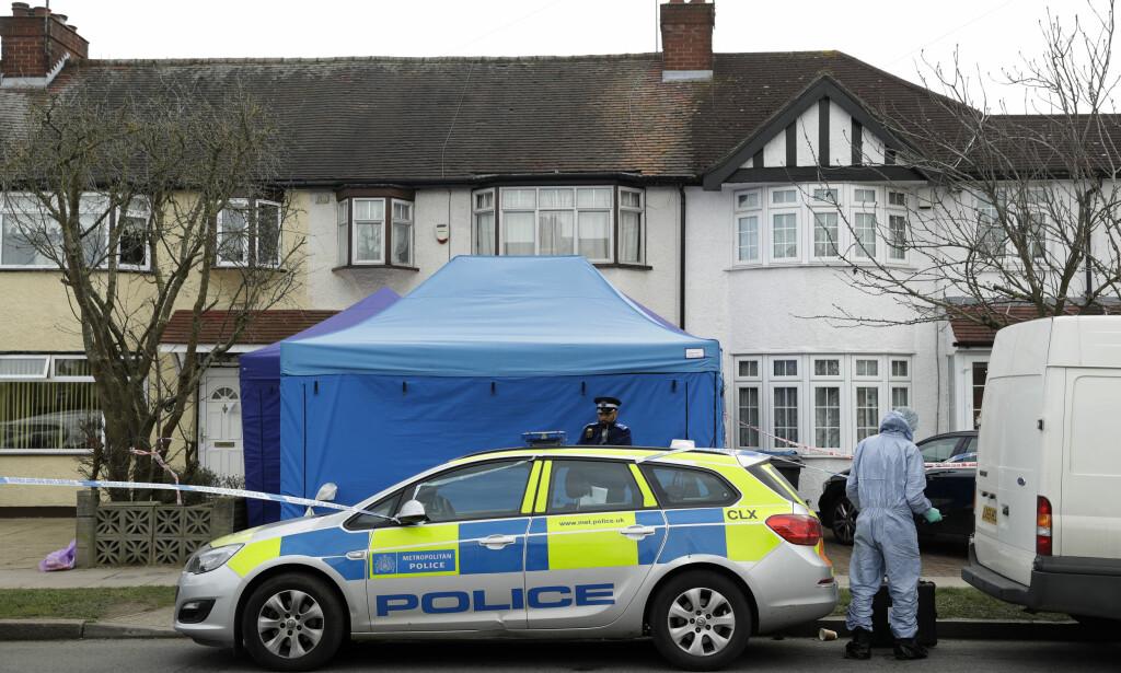 DRAPSETTERFORSKES: Eksil-russeren Nikolaj Glusjkovs dødsfall i London etterforskes som drap, opplyser britisk politi. Foto: NTB Scanpix/AP Photo/Matt Dunham