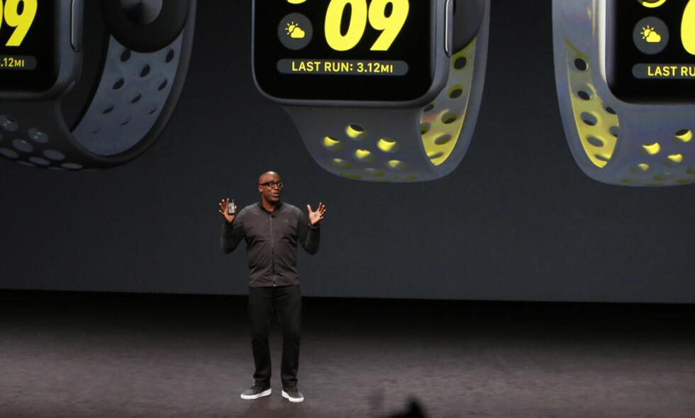 SLUTTER: Trevor Edvards har trukket seg fra stillingen som president i Nike. Rapporter om sexisme og rasisme i organisasjonen har nådd overflaten den siste tiden. Foto: REUTERS/Beck Diefenbach