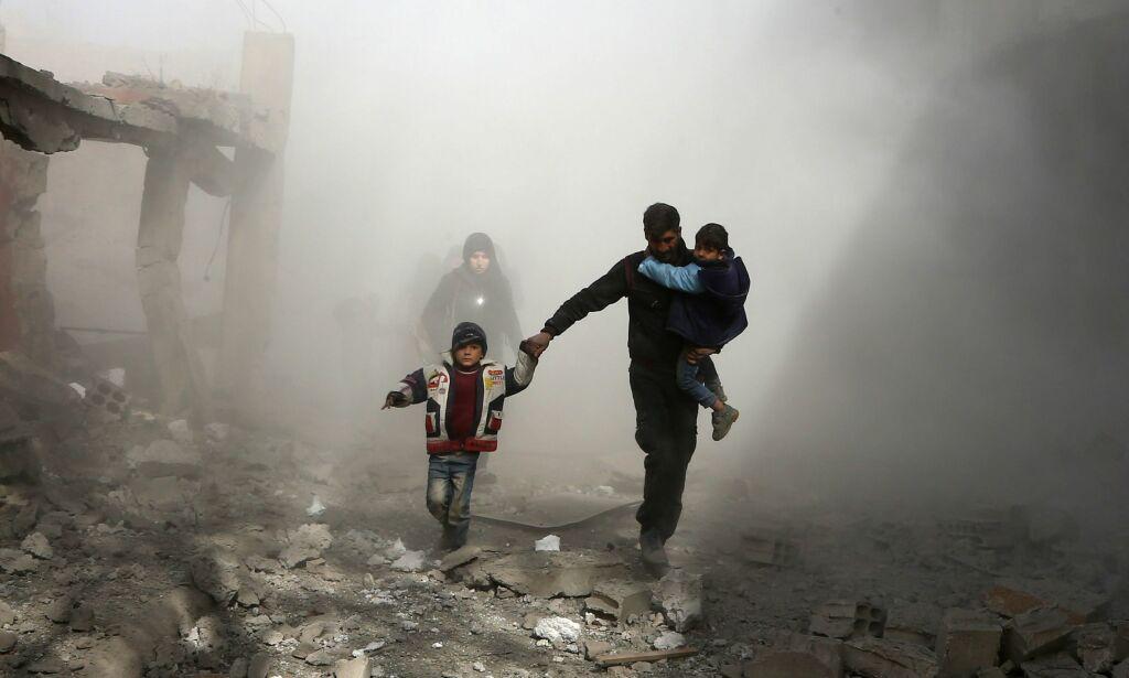 image: Nær 1400 personer drept på fire uker
