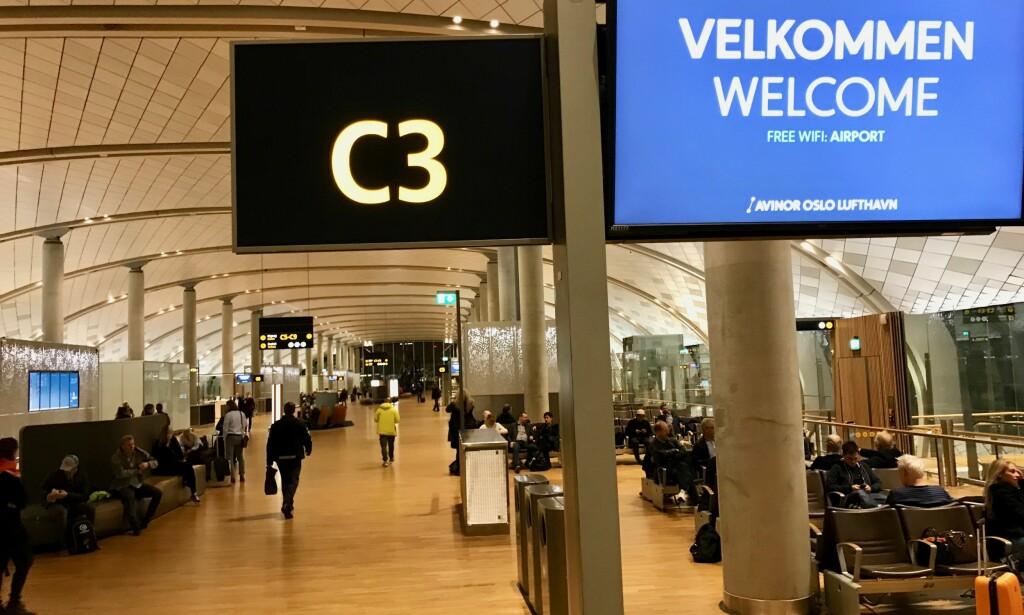 Nye takter: Avinor har nye planer for Oslo Lufthavn Gardermoen. Foto: Odd Roar Lange/The Travel Inspector