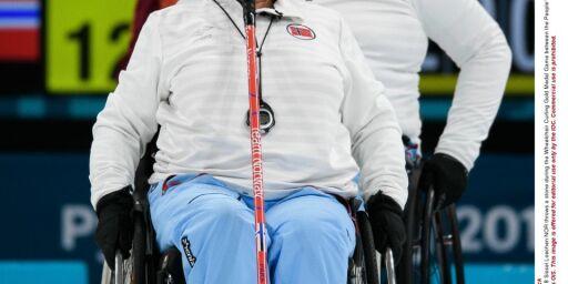 image: Norsk curlingsølv i Paralympics, Kina best i ekstraomgang