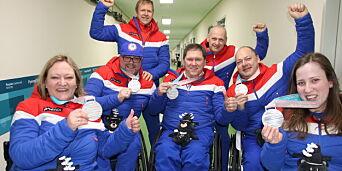 image: Tok sølv i Paralympics etter drama: - Hjertepumpa begynte å gå løpsk