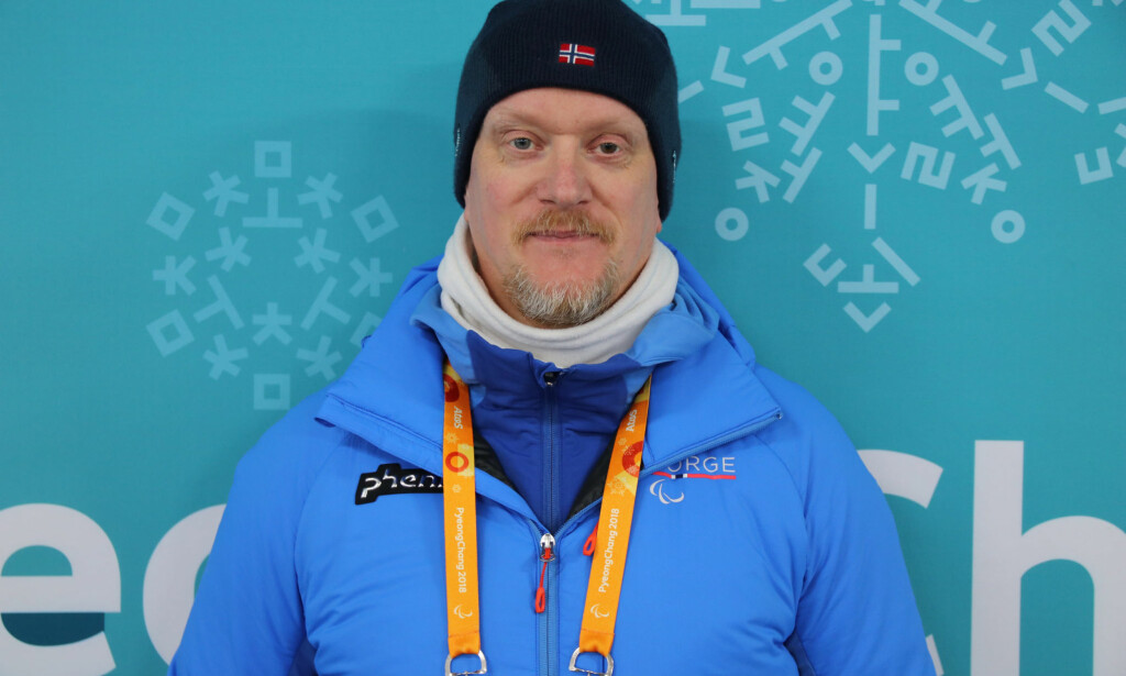 SLUTTER SØNDAG: Eskil Hagen er utøverrepresentant fram til søndag. Da tar Birgit Skarstein over. Foto: Geir Owe Fredheim / Norges Idrettsforbund.
