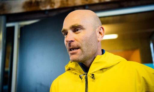 UENIG: Pierre Mignerey er ikke med på Sundbys kritikk. Foto: Jon Olav Nesvold/Bildbyrån