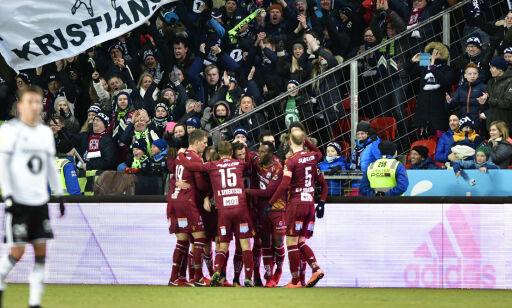 image: Kan Kristiansund plage Rosenborg, kan alle modige fotballag ta poeng på Lerkendal