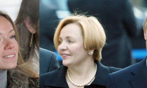 image: Putin-familien helt privat: Groteske formuer, døtre under falske navn og 21 år yngre kjæreste